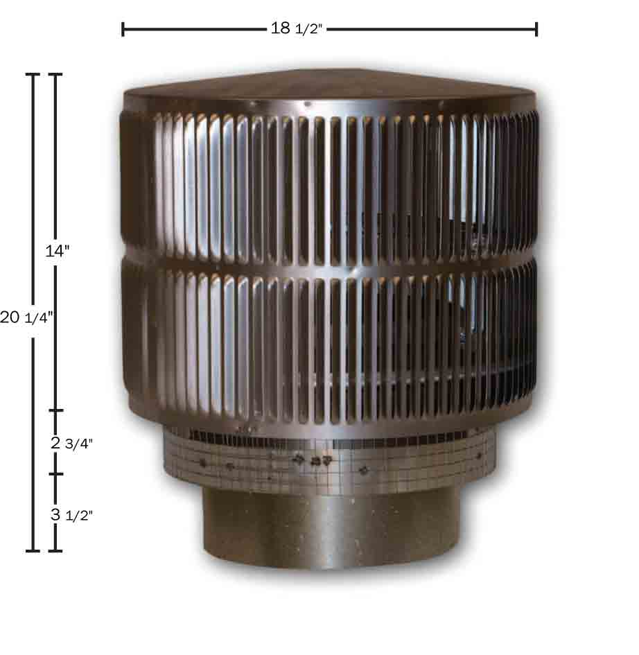 fmi 12dm chimney products