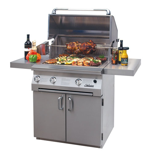 Solaire Infrared Gas Grills