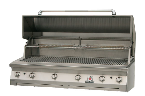 Solaire 56 Inch Built In Infrared Grills