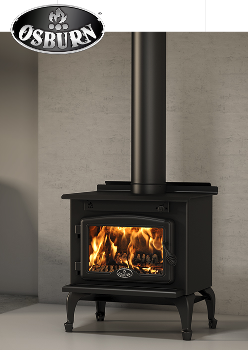 Osburn Wood Stoves and Wood Inserts