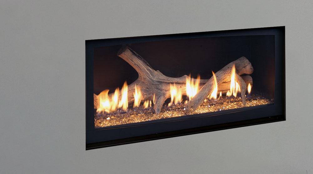 Majestic WDV Echelon Direct Vent Fireplace System