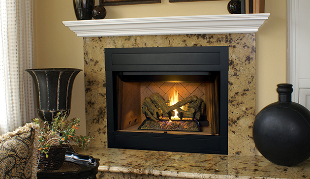 Superior Brt4000 B Vent Gas Fireplaces