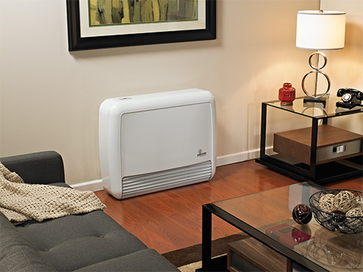 Empire Ultrasaver90plus Power Vented Wall Furnace