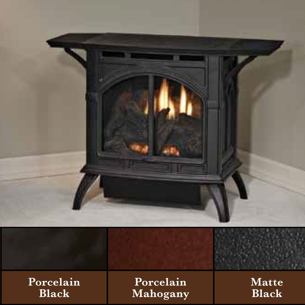 Heritage Cast Iron Stove - Compact