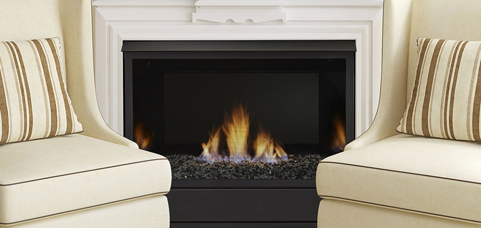 Monessen Aria Contemporary Vent Free Fireplace System