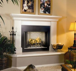 Vantage Hearth Wood Fireplaces