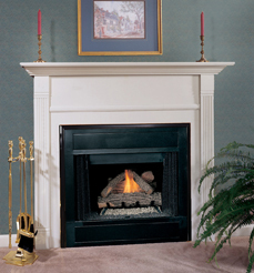 Vantage hearth b vent fireplaces for Vantage hearth