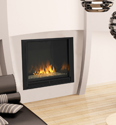 Vantage Hearth Clean Face Contemporary Luxury Direct Vent Fireplace