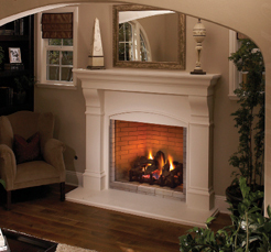 Vantage Hearth Stratos Luxury Direct Vent Fireplace