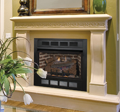 Vantage Hearth Classic Hearth Vent Free Fireplaces