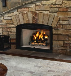 Vantage Hearth Standard Traditional Wood Fireplaces