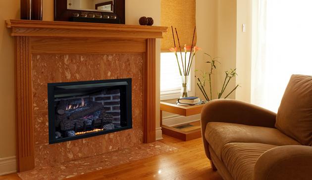 Superior VRT/VCT4000Z Vent Free Fireplace System