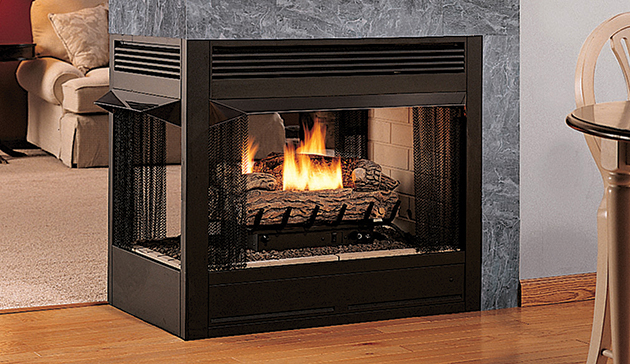 Superior VRT/VCT4300 Multi View Vent Free Fireboxes