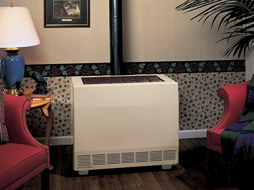 Propane Radiant Heater >> Empire B-Vent Room Heaters