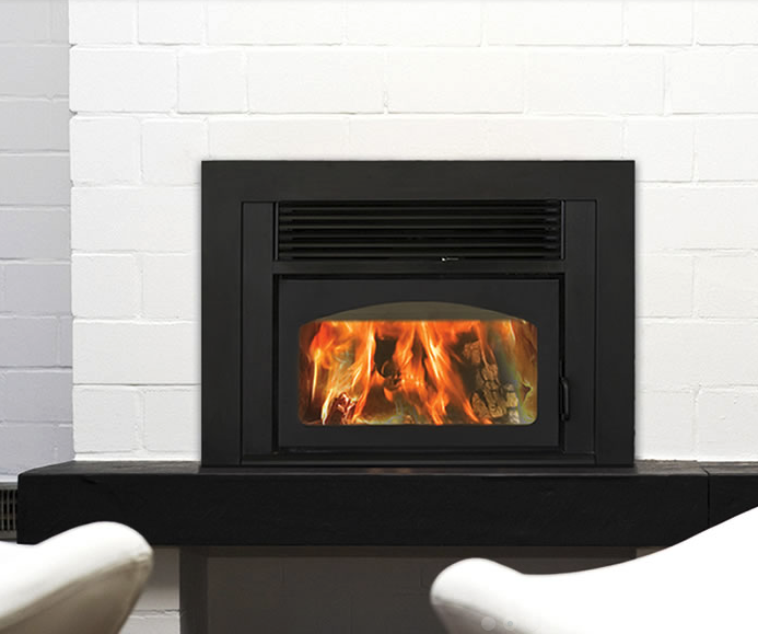 Supreme Volcano Plus EPA Wood Fireplace Insert