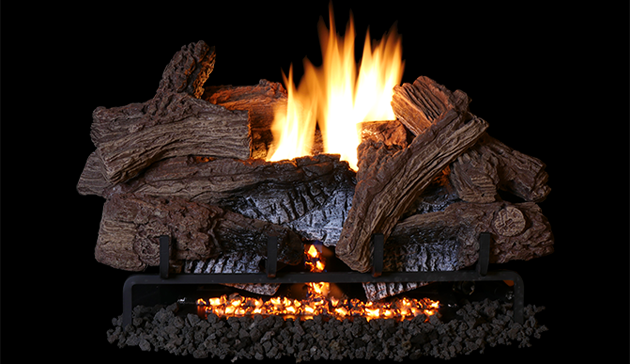 Superior Wild Timber Vent Free Gas Logs
