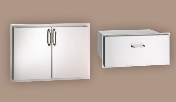 Fire Magic Select Doors and Drawers
