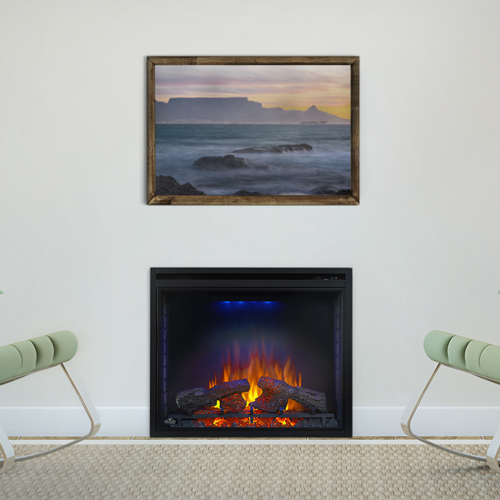 Napoleon Ascent Electric Fireplaces