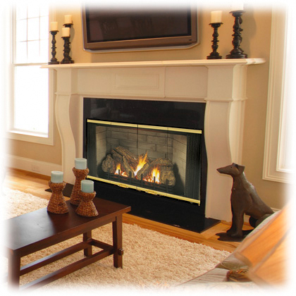 Monessen B Vent Fireplace Systems - B Vent Fireplaces