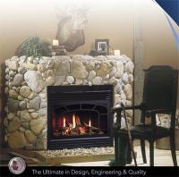 Kingsman Zdv3622 Direct Vent Gas Fireplace