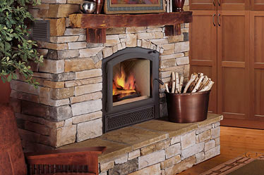 Lennox Wood Burning Fireplaces