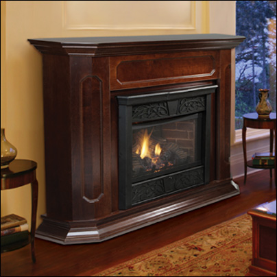 Monessen Cfx Chesapeake Vent Free Fireplace System