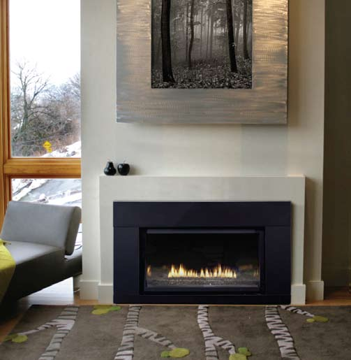 Loft Series Vent Free Fireplace Insert - Empire Vent Free Fireplaces