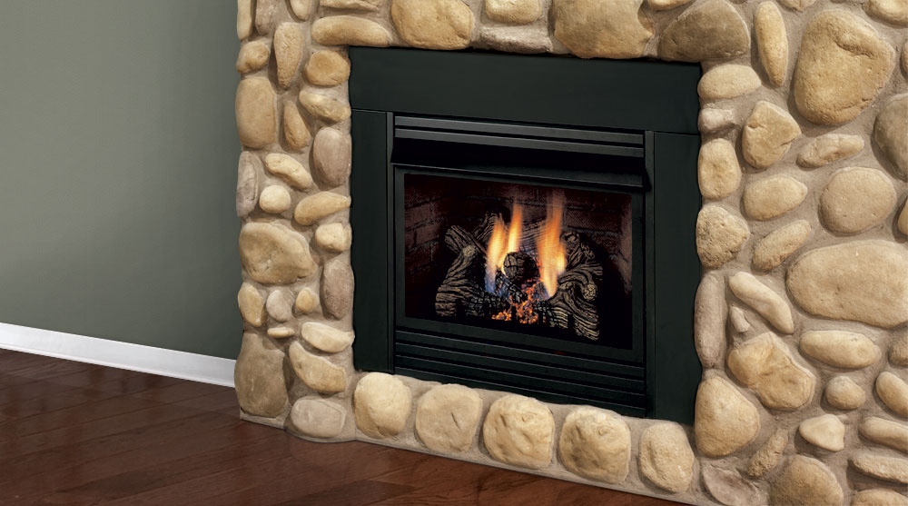 Majestic Vent Free Fireplace Insert - Majestic Vent Free Gas Fireplaces
