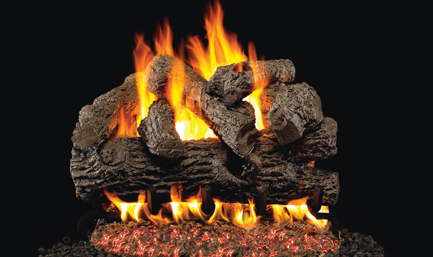 Peterson Real Fyre Classic Series Gas Log Sets