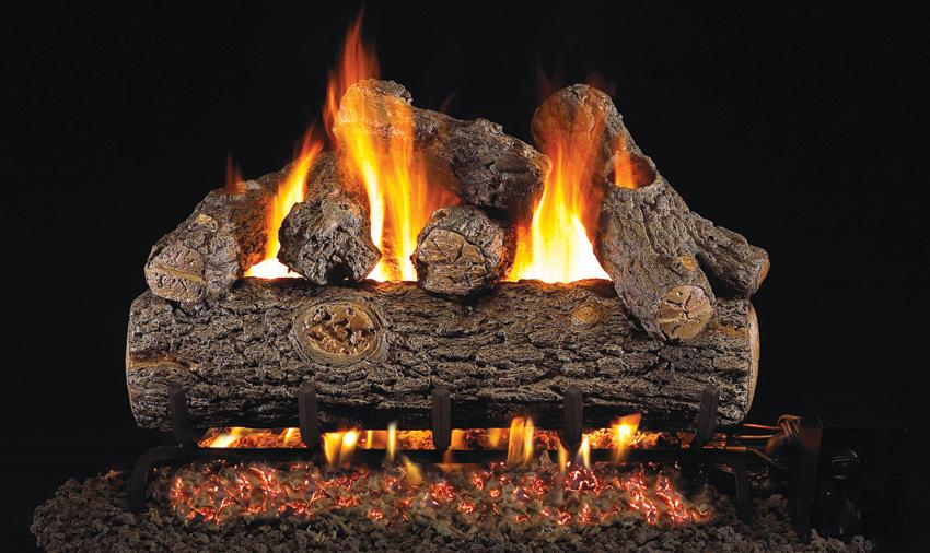 Peterson Real Fyre Designer Series Gas Log Sets