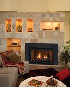 Innsbrook Direct Vent Fireplace Insert