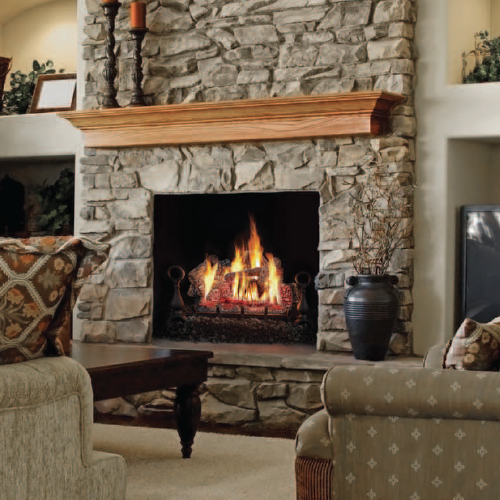 Napoleon GVFL Vented / Vent Free Gas Log Sets