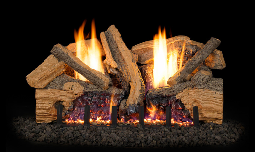 Peterson Real Fyre Vent Free Gas Log Sets