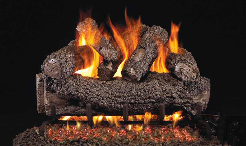 Peterson Real Fyre Designer Series Gas Log Sets