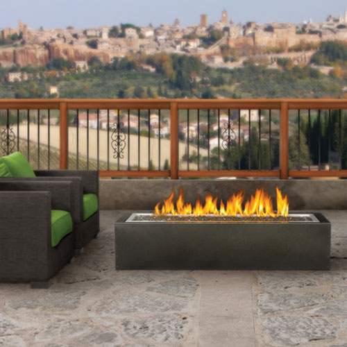 GPFL48MHP - Napoleon GPFL48 Linear Patio Flame Fireplace