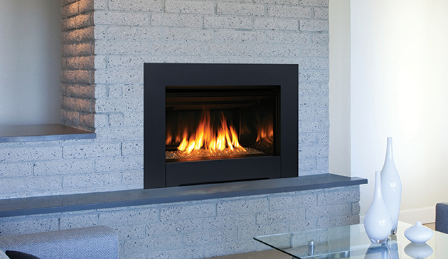 Superior DRI3030ENC Contemporary Direct Vent Fireplace Insert