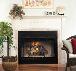 Vantage Hearth Performance Wood Fireplaces