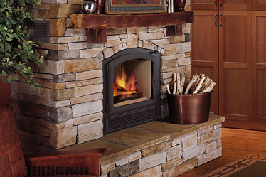 Superior Wood Burning Fireplaces